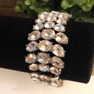 BAUBLEBAR 🌟 crystal elastic bangle 🌟